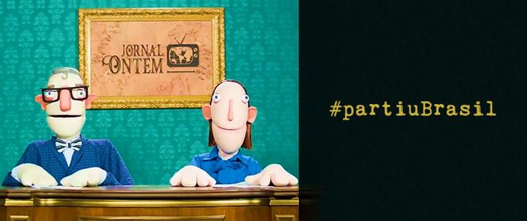 #PartiuBrasil
